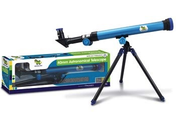 Australia Discovery Kids - 40mm Astronomical Telescope