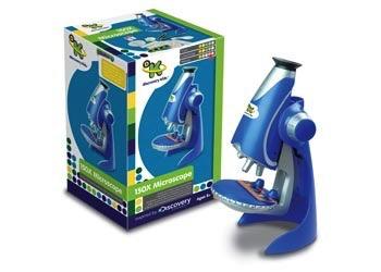 Australia Discovery Kids - 50x100x150x Microscope