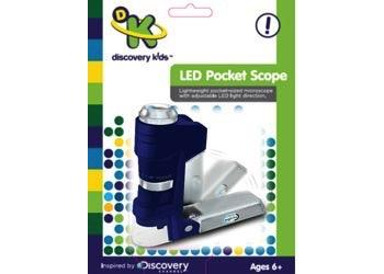 Australia Discovery Kids - LED Pocket Scope