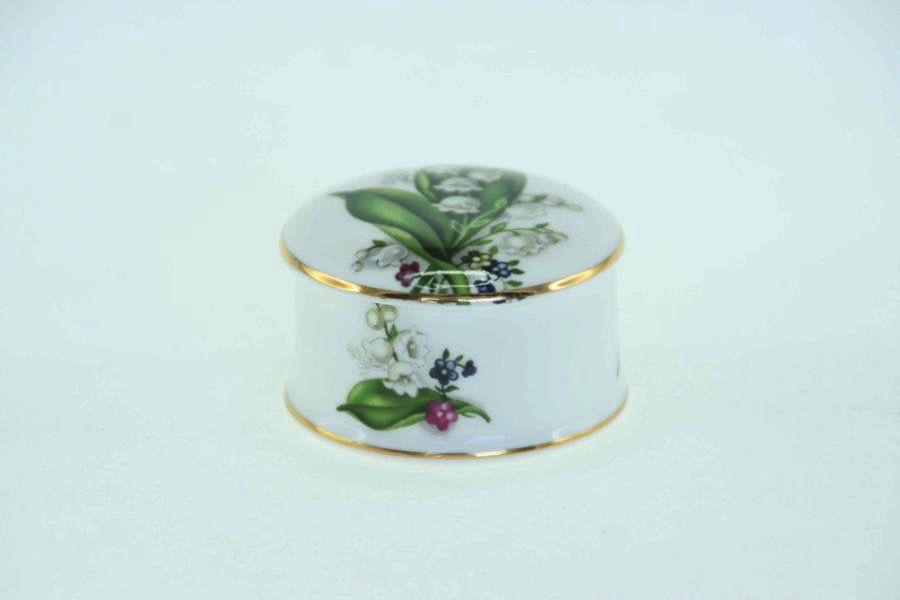 Australia Lily of the Valley Pin Box