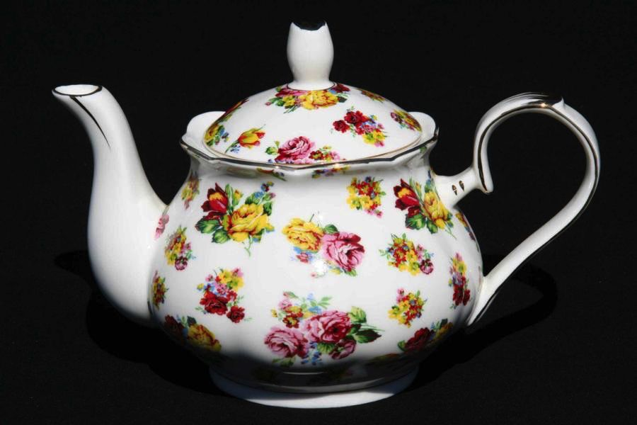 Australia Georgina 4 Cup Teapot