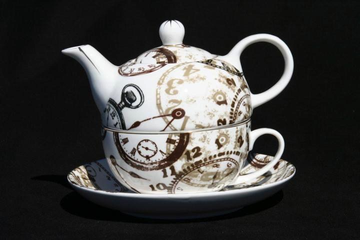 Australia Back in Time Tea for One