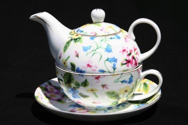 Australia Charity Tea for One Set