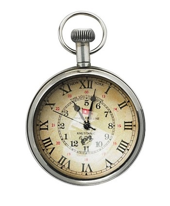 Australia Savoy Pocket Watch