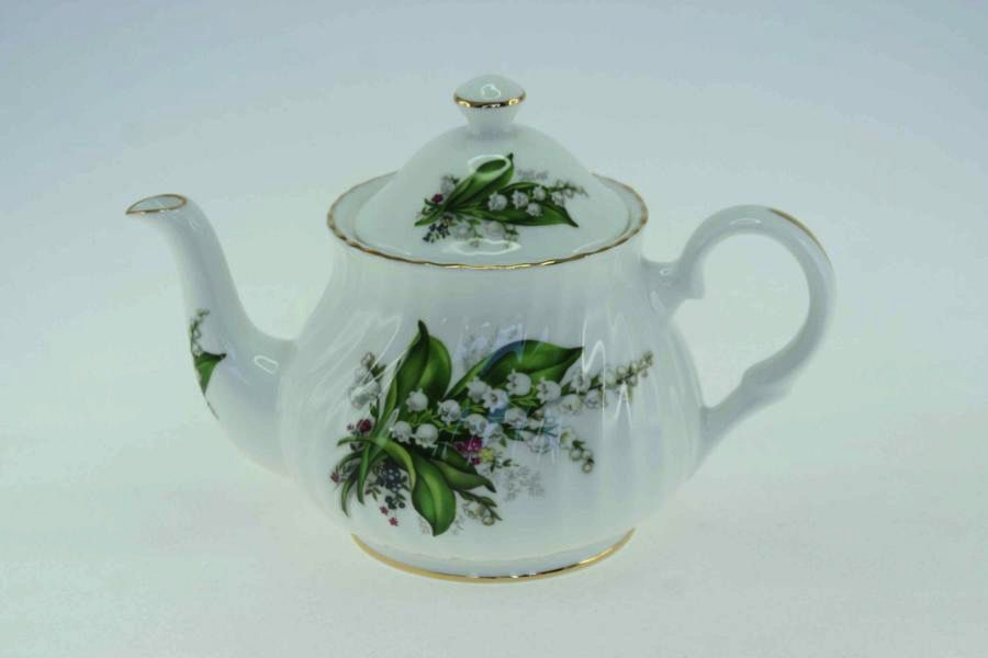 Australia Lily of the Valley 2 Cup Teapot