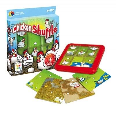 Australia Chicken Shuffle