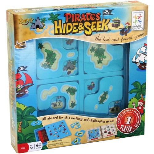 Australia Hide & Seek - Pirates (Lg - Disc?)