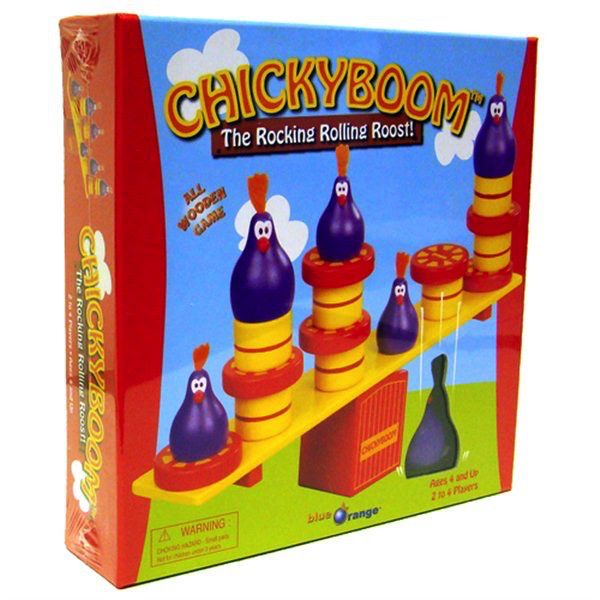 Australia ChickyBoom