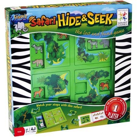 Australia Hide & Seek - Safari
