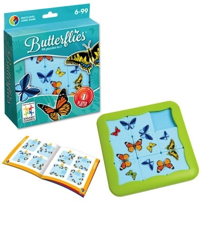Australia Butterflies Smart Game