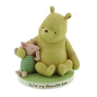 Australia Classic Pooh & Piglet Money Box