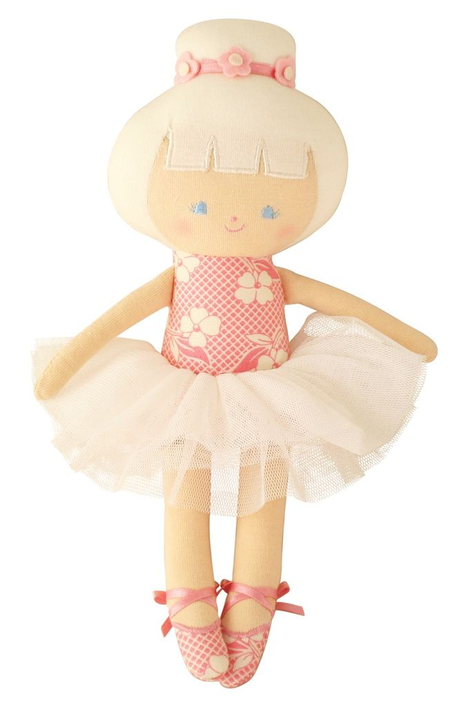 Australia Baby Ballerina - Pink Petals
