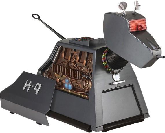 Australia Dr Who - 1.4 Scale Remote Control K-9