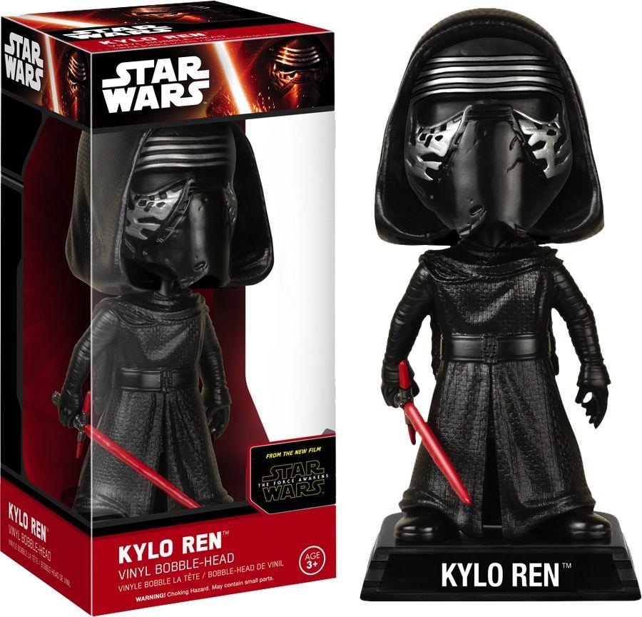 Australia Star Wars - Kylo Ren Ep 7 Wacky Wobbler