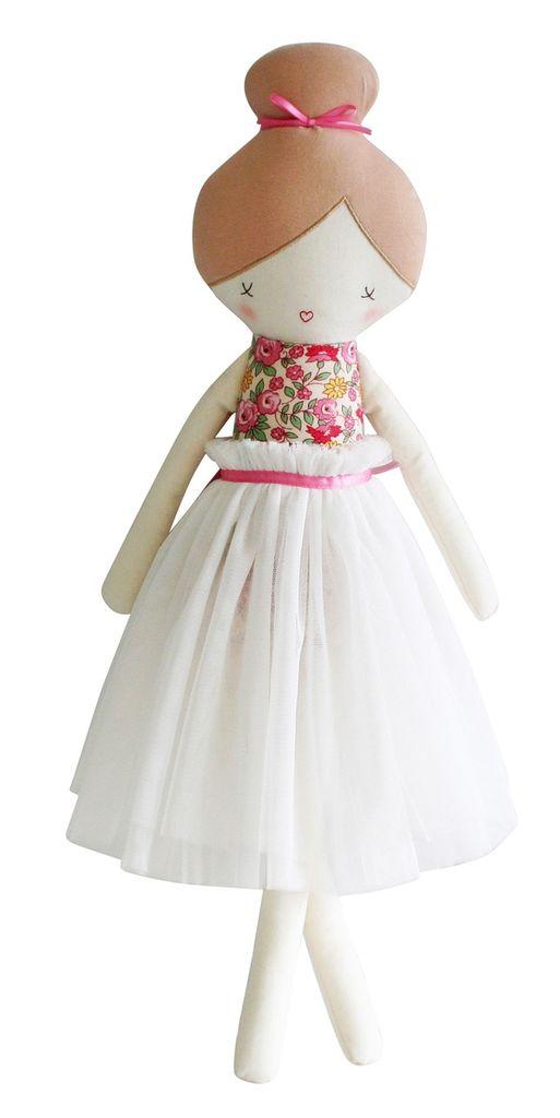 Australia Amelie Doll Ivory