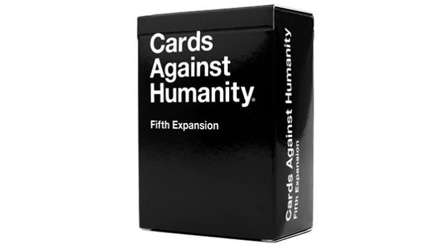 USA Cards Against Humanity: Fifth Expansion