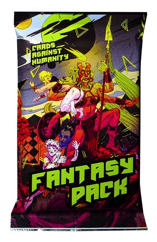 USA Cards Against Humanity: Fantasy Pack