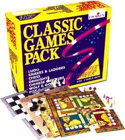 Australia CLASSIC GAMES PACK
