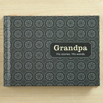 Australia My Grandpa - Interview Journal