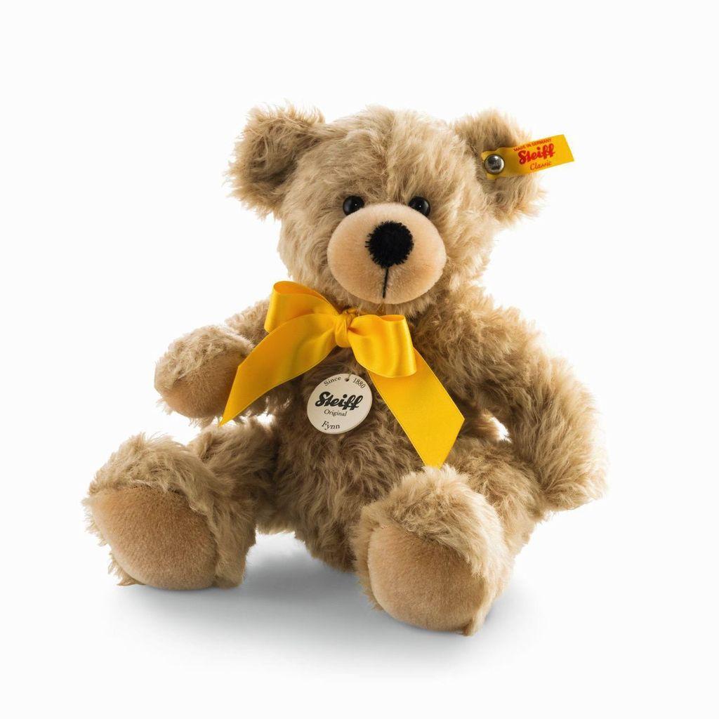 Europe Fynn Teddy Bear, Light Beige