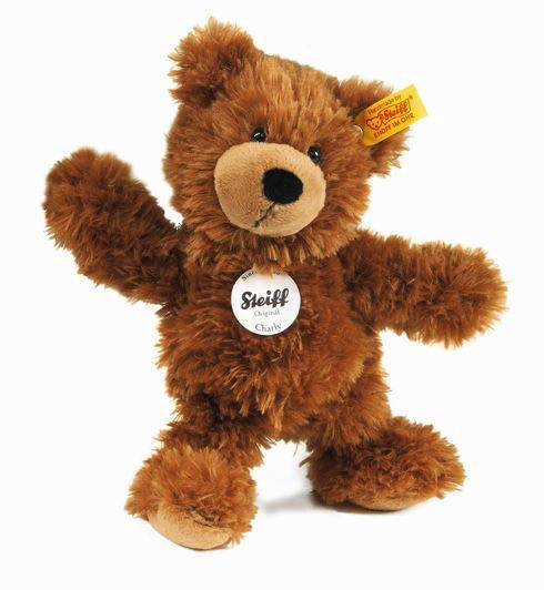 Europe Charly Dandling Teddy Bear, Brown
