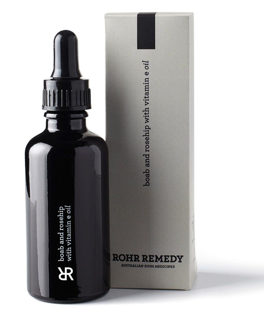 Australia Boab And Rosehip With Vitamin E Oil