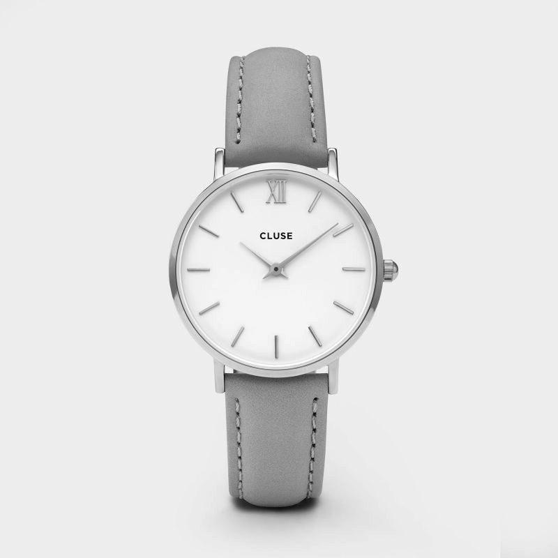 Australia CLUSE Minuit Silver White/Grey