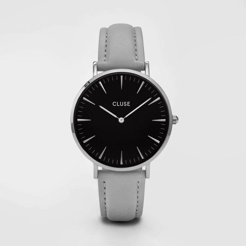 Australia CLUSE La Boheme Silver Black/Grey