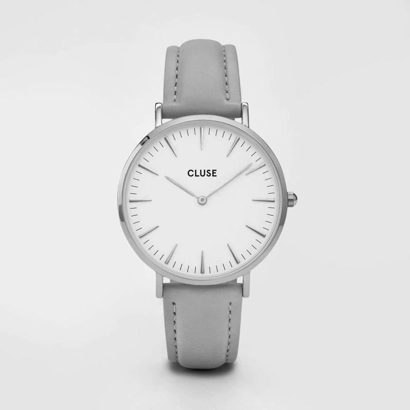 Australia CLUSE La Boheme Silver White/Grey