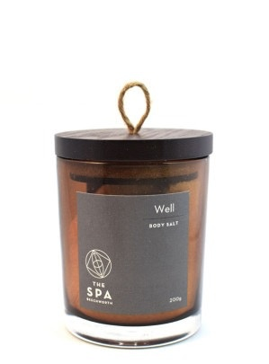 Australia WELL BODY SALT 200G