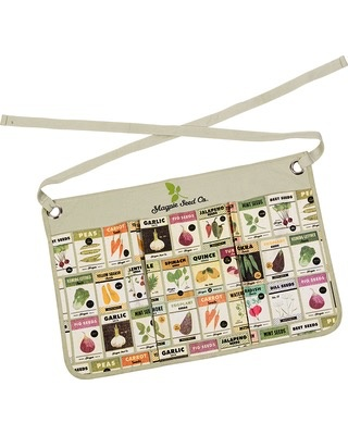 Europe Roots & Shoots Gardening Apron