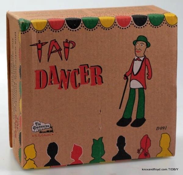 Australia Tin toy - Dancing Minstrel