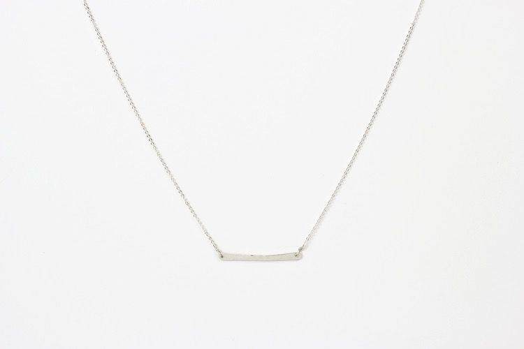 USA Argos Necklace Silver