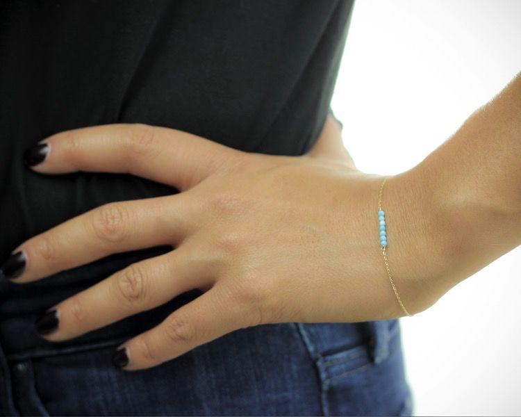 USA Karina Turq Bracelet Gold