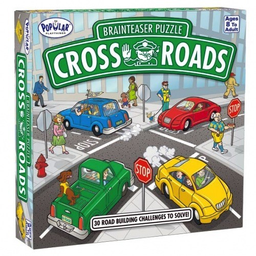 Australia Cross Roads Logic Game