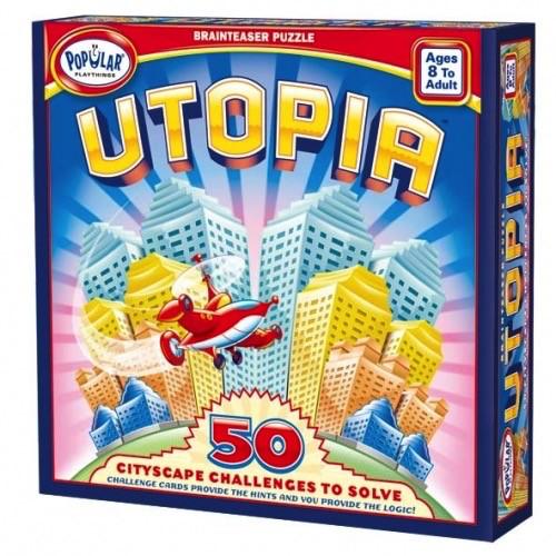 Australia Utopia Logic Game
