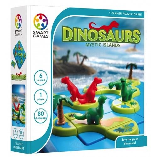 Australia Dinosaurs Mystic Islands