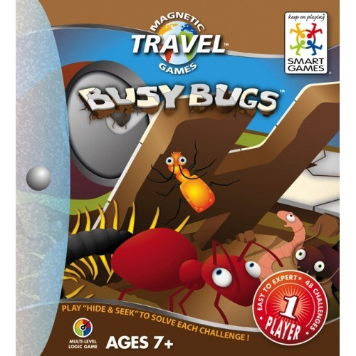 Australia Magnetic Travel - Busy Bugs