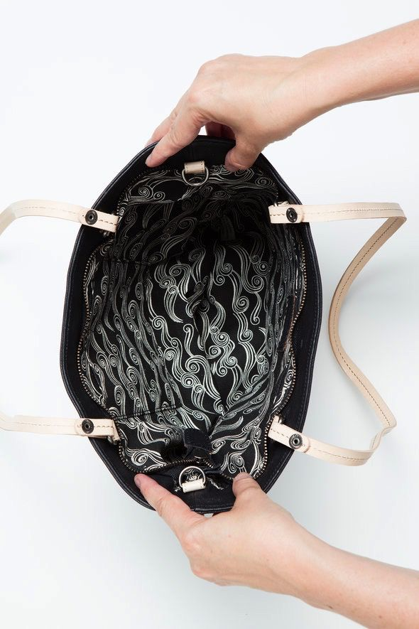 Australia Nancybird Hopper Bag Black