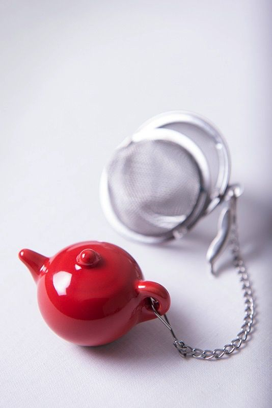 Australia Tea pot infuser - any colour