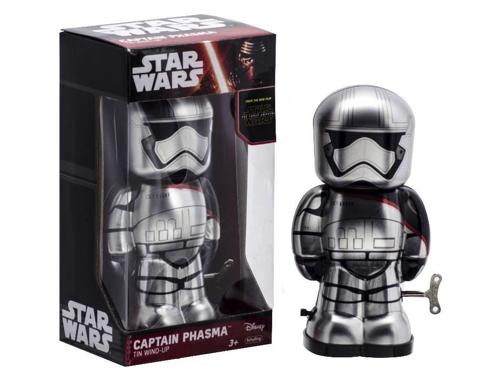 Australia Star Wars Captain Phasma Wind-Up