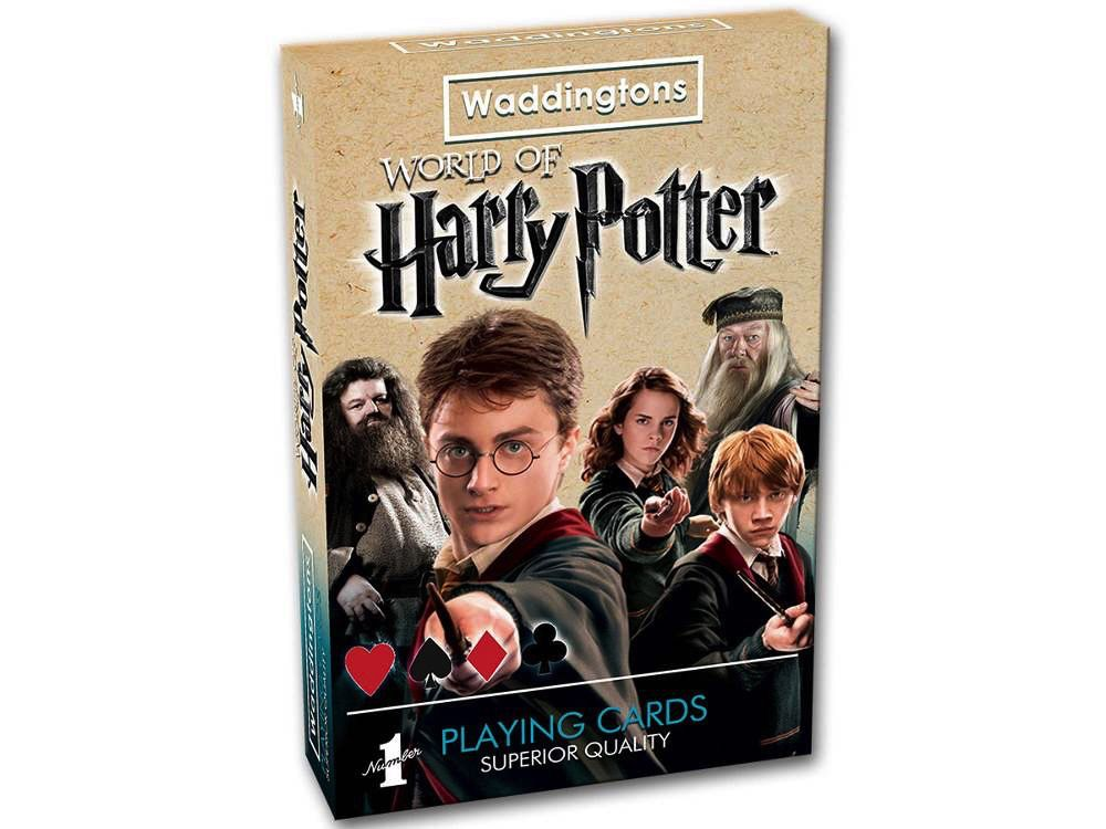 Australia HARRY POTTER PLAYING CARDS
