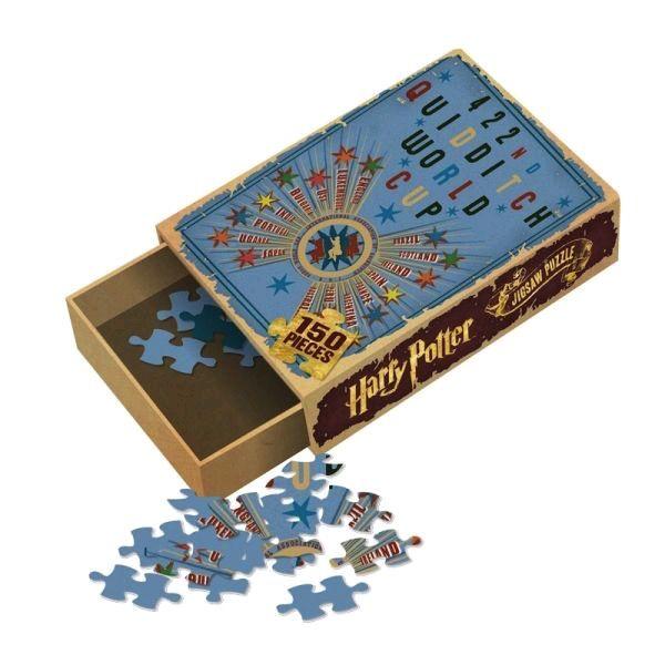 Australia Harry Potter - Jigsaw Matchbox 150pc Quidditch
