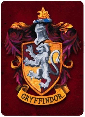 Australia Harry Potter - Magnet Gryffindor Crest
