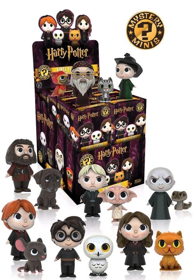 Australia Harry Potter - Mystery Minis
