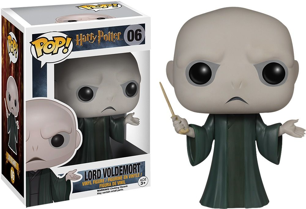 Australia Harry Potter - Voldemort Pop!