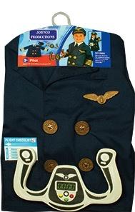 Australia PILOT: DRESS UP