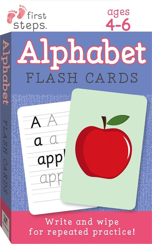 Australia ALPHABET FLASH CARDS
