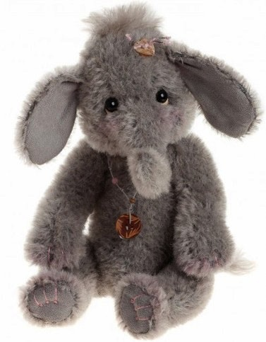 Australia Charlie Bears - Trumpette Elephant (Isabelle Collection)