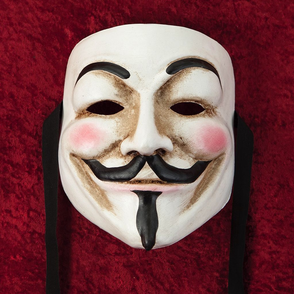 Europe Anonymous A Mask